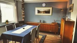 Feng Shui Farben F Esszimmer Innen Ferienwohnung Blaues Haus Eifel In Schönecken