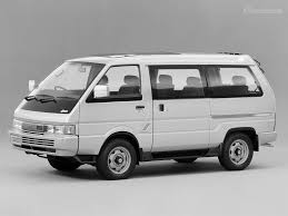 nissan vanette nissan vanette ii 2 4 mt 4wd specifications and technical data