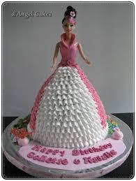 u0027angel cakes 3d barbie doll cake
