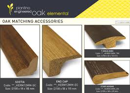 Laminate Flooring Accessories The Plantino Oak U0026 Laminate Collection Is Now Available At Your
