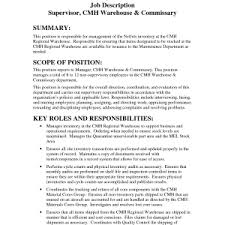 warehouse inventory management clerk resume s resume cover letter