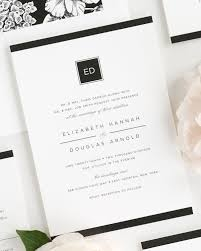 black and white wedding invitations sophisticated black and white wedding invitations wedding