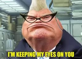 I Got My Eyes On You Meme - i m keeping my eyes on you meme