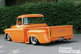 Classic Ford Truck Used Parts - 1955 chevy truck outrageous rod network