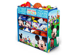 furniture appealing toy organizer with bins for modern storage