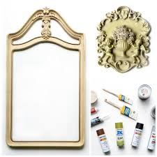 how to make a tombstone prop from a vintage mirror vintage kitty