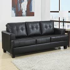 Leather Sofa Sleeper Coaster Samuel Bonded Leather Sofa Sleeper Colors