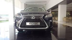 xe lexus rx200t 2016 lexus miền bắc đại lý chính hãng lexus thăng long trang chủ