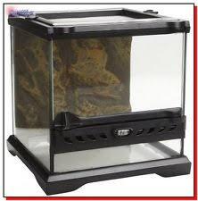 terrarium reptile glass exo terra container tank kit habitat snake