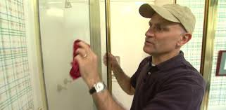 how to clean glass shower doors today u0027s homeowner page 28