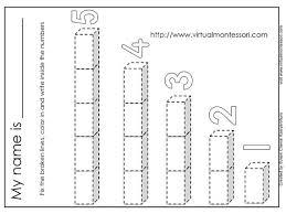 all worksheets numbers 1 5 worksheets printable worksheets