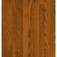 shop bruce choice 2 25 in gunstock oak solid hardwood