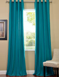 Turquoise Velvet Curtains Turquoise Curtains For Living Room Decorate The House With