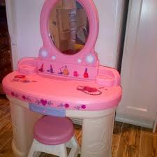 little tikes vanity table find more little tikes vanity set for sale at up to 90 off