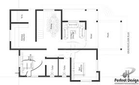 Contemporary Home Designs And Floor Plans 1087 Sq Ft Contemporary Home Designs U2013 Kerala Home Design