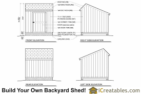 Free Wood Shed Plans 10x12 by 8x8 Saltbox Shed Plans Saltbox Shed Storage Shed Plans