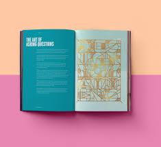 book of ideas a journal of creative direction on behance