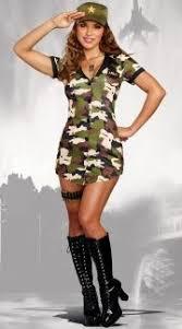 Army Halloween Costume Women Military Costumes Military Costume Military Halloween Costumes