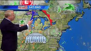 Weather Map New York by Mike U0027s Muggy Boston Area Weather Forecast Youtube