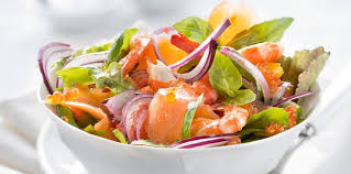 cuisine norvegienne salade norvegienne facile recette sur cuisine actuelle