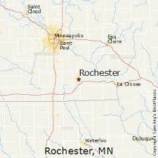 rochester mn map best places to live in rochester minnesota