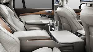 volvo xc90 volvo xc90 excellence gets a price with photos and specs
