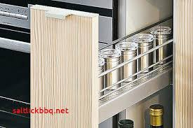 tele cuisine porte coulissante pour meuble de cuisine gallery of meuble