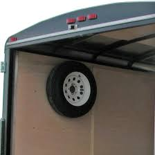 enclosed trailer interior light kit spare tire mount enclosed trailer interior mirage trailer parts