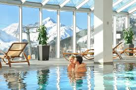 hotel with panoramic indoor swimming pool hotel almschlössl