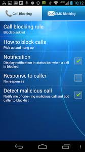 block calls on android block calls on your android phone with call blocker