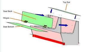 how to build pontoon boat seats gone outdoors your adventure
