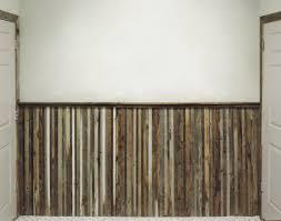 barnwood wainscoting reclaimed wood wall paneling