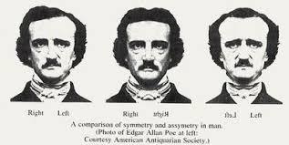Edgar Allen Poe Meme - edgar allan poe symmetry nice signs juxtapost
