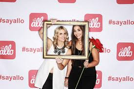photo booth rental denver say allo launch sociallight