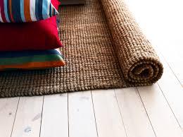tapis couloir sur mesure tapis de salon naturel archives maison parallele