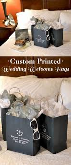 wedding gift bags for guests 50 wedding gift bags for out of town guests wedding