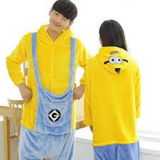 Cheap Halloween Costumes Pajamas Minions Popular Minion Onesies Buy Cheap Minion Onesies Lots China