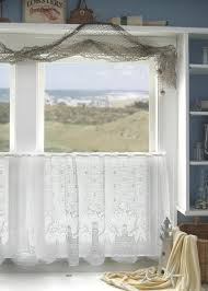 Heritage Lace Shower Curtains by Lighthouse Pine Hill Collections