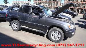 lexus v8 engine parts for sale 2005 lexus lx470 parts for sale save up to 60 youtube