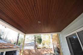 best beadboard ceiling planks u2014 winterpast decors installing
