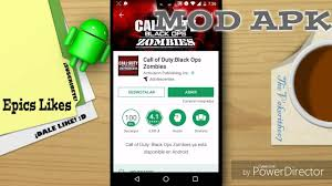 call of duty black ops zombies apk 1 0 5 call of duty black ops zombies para android mod apk 1 0