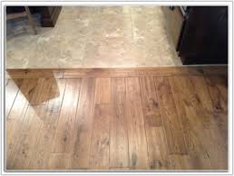 hardwood floor and tile floor transition tiles home decorating