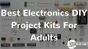 diy kits best electronics diy project kits for adults