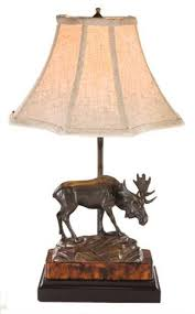 32 best deer and big game lamps images on pinterest big game