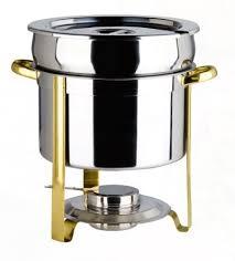 chafing dish rental brass trim marmite 5 qt chafing dish rental in tx