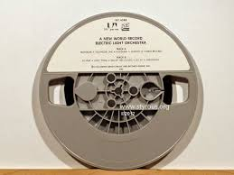 Electric Light Orchestra Telephone Line The Styrous Viewfinder 101 Reel To Reel Tapes 63 Elo Electric