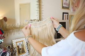 How Do Tape In Hair Extensions Work by Q U0026a How I Use My Bellami Hair Extensions Cort In Session