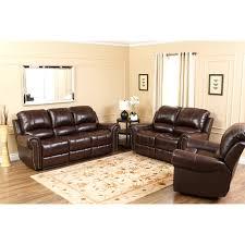 Sofas Recliner Catnapper Nolan Leather Reclining Sofa Set Godiva Hayneedle