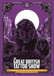 the great british tattoo show 2018 26 27th may alexandra palace