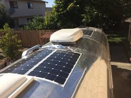 buy your own solar panels how much solar do i need on my rv